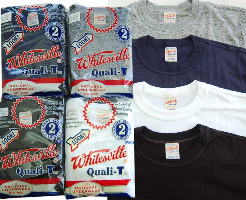 WHITESVILLEホワイツビルWHITESVILL2PACKS/STEE