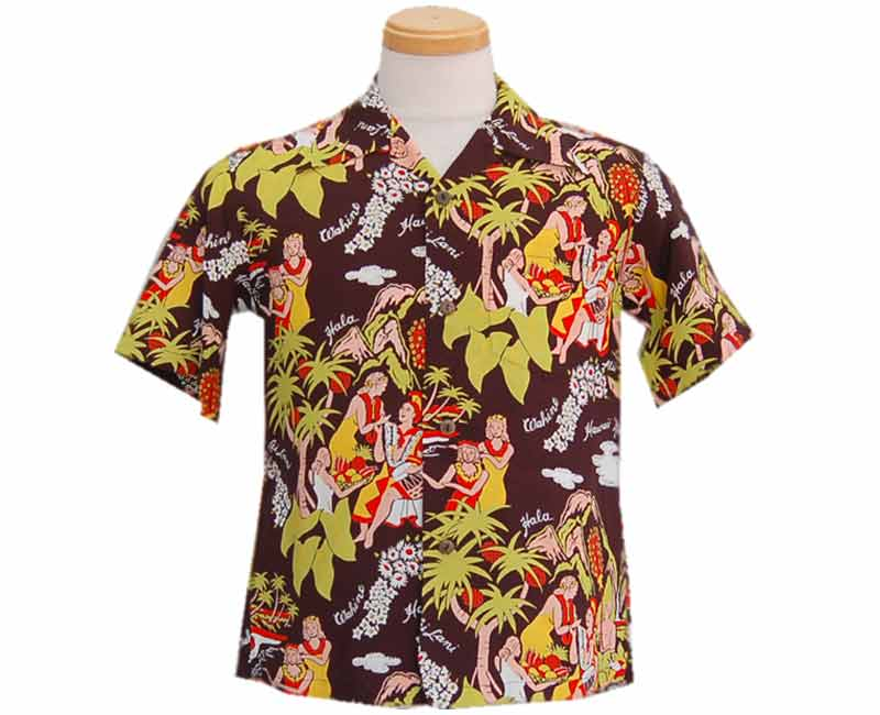 "2014SunSurfサンサーフHAWAIIANSHIRT""HAWAIINEI""【smtb-k】【kb】"